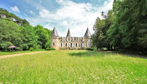 Luxus-Schloss / Herrenhaus zu verkaufen BRANTOME, 1200 m², 10 Schlafzimmer, 1400000€