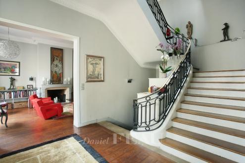Hôtel particulier de luxe à vendre PARIS 16E, 370 m², 6 Chambres, 6950000€