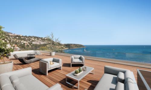 Appartement de luxe à vendre ROQUEBRUNE CAP MARTIN, 247 m², 4 Chambres, 6500000€