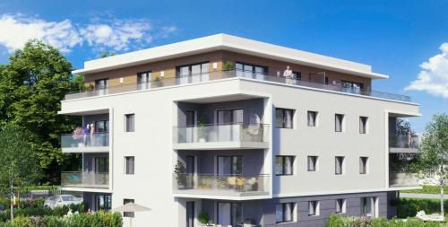 Appartement neuf de luxe à vendre DIVONNE LES BAINS, 103 m², 3 Chambres, 930000€