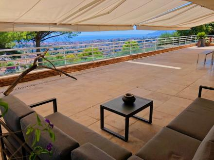 Luxury Apartment for rent LE CANNET, 200 m², 3 Bedrooms, €4000/month