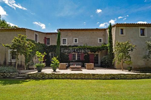 Luxury House for rent SAINT REMY DE PROVENCE, 400 m², 7 Bedrooms,