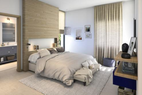 Luxus-Wohnung zu verkaufen Mauritius, 153 m², 2 Schlafzimmer, 525641€