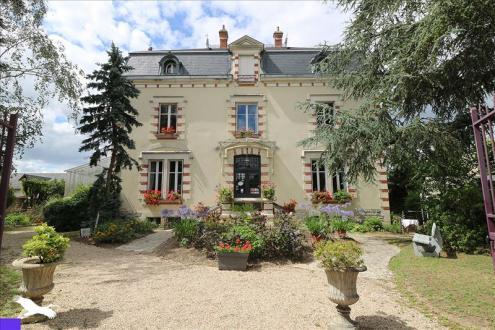 Maison de luxe à vendre BOURGES, 450 m², 10 Chambres, 832000€