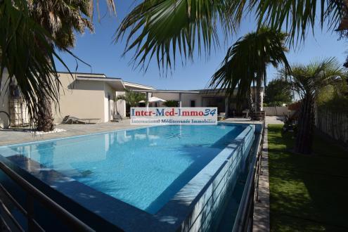 Luxury House for sale LE GRAU D'AGDE, 197 m², 4 Bedrooms, €810000