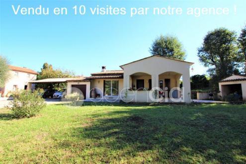 Villa di lusso in vendita GRASSE, 125 m², 3 Camere, 504000€