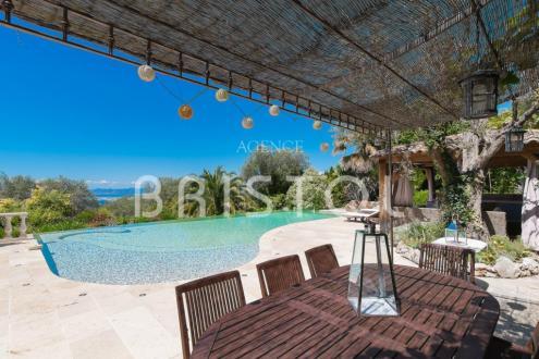 Luxus-Haus zu verkaufen VILLEFRANCHE SUR MER, 270 m², 6 Schlafzimmer, 2990000€