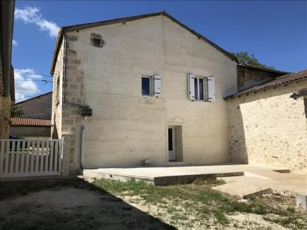 Luxe Huis te huur RUDEAU LADOSSE, 85 m², 2 Slaapkamers, 450€/maand