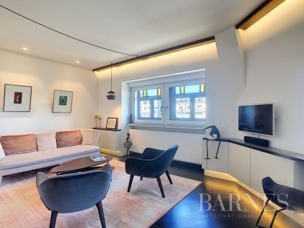 Luxus-Wohnung zu verkaufen ELSENE, 77 m², 1 Schlafzimmer, 540000€