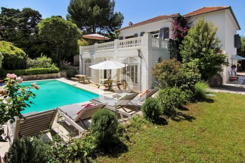 Luxus-Villa zu verkaufen CAP D'ANTIBES, 225 m², 4 Schlafzimmer, 2950000€