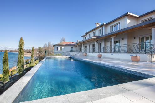 Luxus-Liegenschaft zu verkaufen CHENS SUR LEMAN, 1130 m², 27000000€