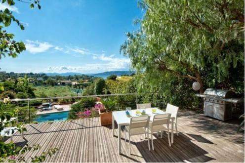 Luxus-Haus zu vermieten ANTIBES, 220 m², 6 Schlafzimmer,