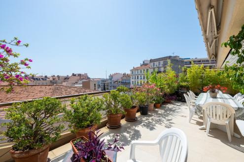 Luxury Apartment for sale CANNES, 165 m², 3 Bedrooms, €1650000