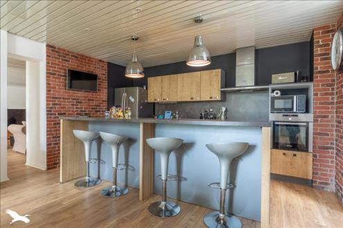 Luxus-Wohnung zu verkaufen BORDEAUX, 127 m², 2 Schlafzimmer, 728000€