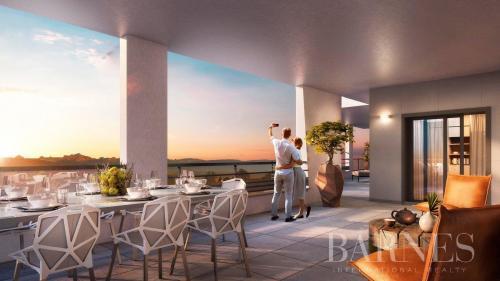 Luxus-Wohnung zu verkaufen DIVONNE LES BAINS, 109 m², 3 Schlafzimmer, 1035000€