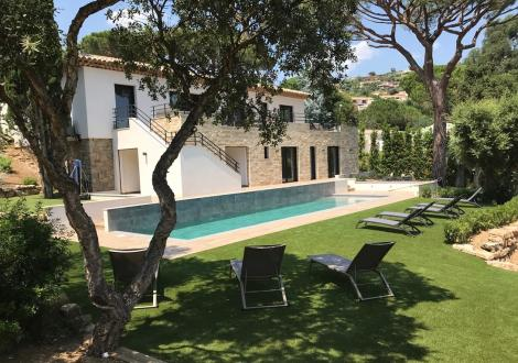 Luxury House for rent SAINTE MAXIME, 210 m², 5 Bedrooms,