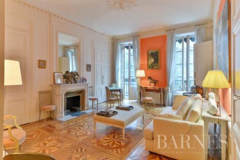 Квартира класса люкс на продажу  Лион, 128 м², 2 Спальни, 898000€