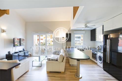 Appartamento di lusso in affito SAINT JEAN CAP FERRAT, 87 m²,