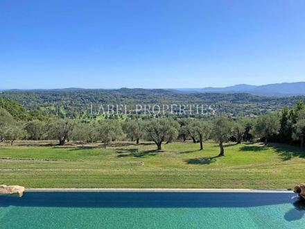 Maison de luxe à vendre CHATEAUNEUF DE GRASSE, 700 m², 5 Chambres, 9975000€