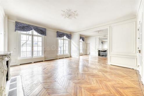 Luxus-Wohnung zu verkaufen PARIS 16E, 306 m², 4 Schlafzimmer, 4200000€