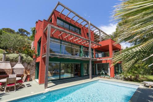 Luxus-Haus zu vermieten Nizza, 200 m², 4 Schlafzimmer,