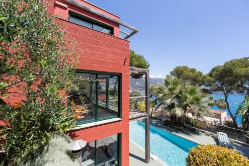 Casa di lusso in affito Nizza, 200 m², 4 Camere,