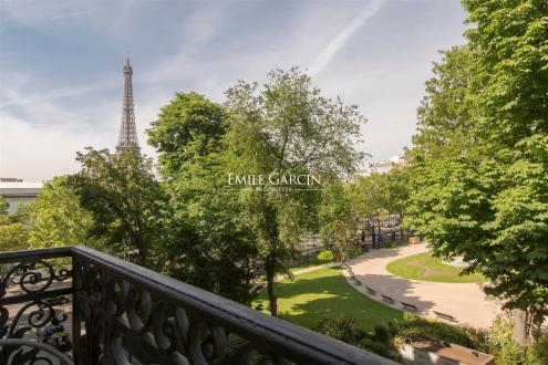 Appartement de luxe à vendre PARIS 16E, 270 m², 2 Chambres, 9880000€