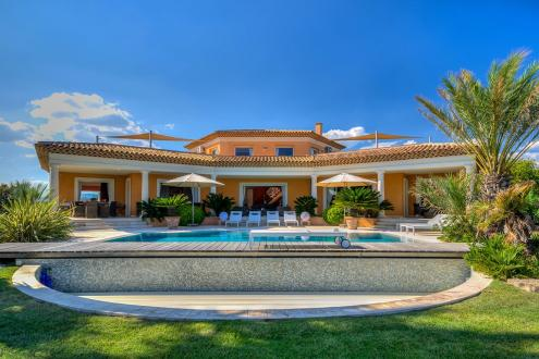 Luxury House for rent SAINTE MAXIME, 290 m², 5 Bedrooms,