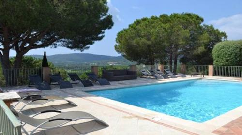Maison de luxe à louer RAMATUELLE, 400 m², 7 Chambres,