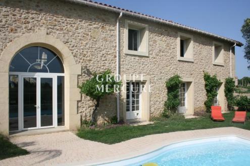 Дом класса люкс на продажу  Безье, 550 м², 8 Спальни, 789000€