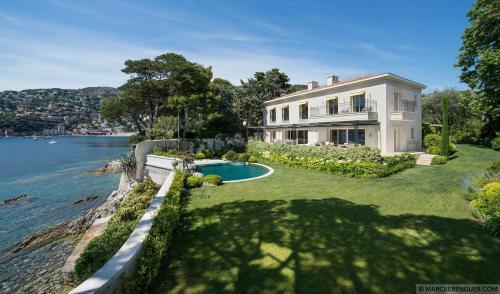 Maison de luxe à louer VILLEFRANCHE SUR MER, 480 m², 5 Chambres,