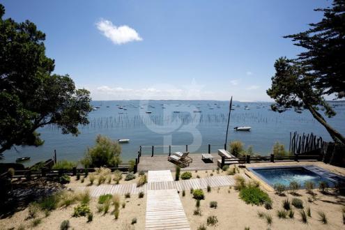 Luxus-Haus zu vermieten LEGE CAP FERRET, 450 m²,