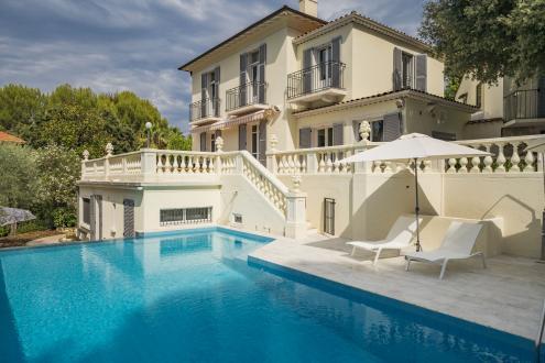 Luxus-Haus zu vermieten CAP D'ANTIBES, 245 m², 4 Schlafzimmer,