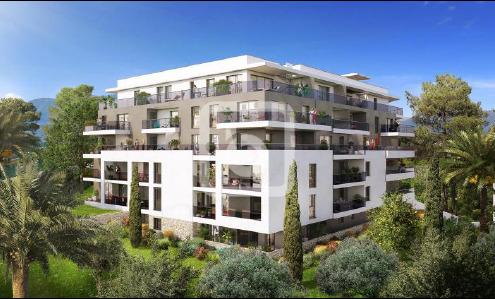 Luxus-Wohnung zu verkaufen ANTIBES, 67 m², 2 Schlafzimmer, 529000€