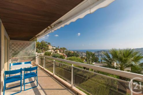 Luxury Apartment for rent VILLEFRANCHE SUR MER, 54 m², 1 Bedrooms, €1435/month