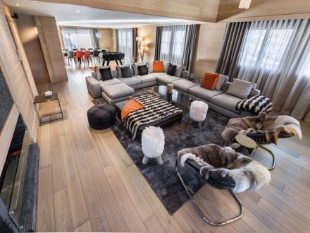 Chalet de luxe à louer COURCHEVEL, 675 m², 6 Chambres,