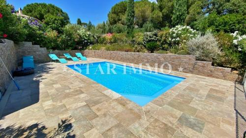 Villa de luxe à vendre LA CROIX VALMER, 112 m², 680000€