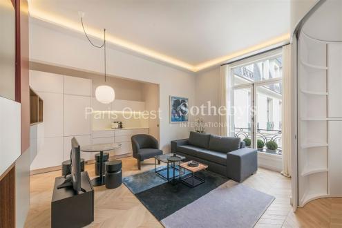 Luxury Apartment for sale PARIS 8E, 35 m², 1 Bedrooms, €1100000