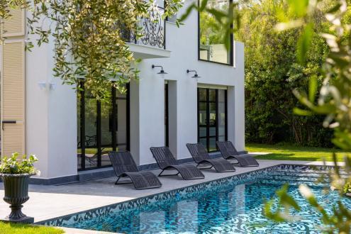 Villa de luxe à vendre SAINT JEAN CAP FERRAT, 300 m², 6400000€