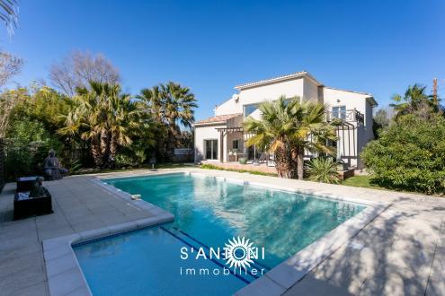 Luxury House for sale LE GRAU D'AGDE, 175 m², 5 Bedrooms, €653500