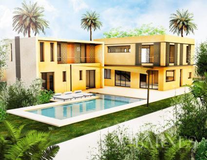 Luxury Villa for sale MARRAKECH, 555 m², 5 Bedrooms, €550000