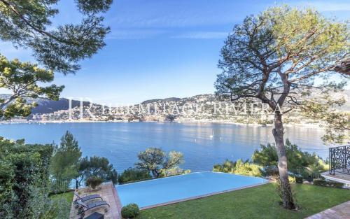 Luxus-Haus zu vermieten SAINT JEAN CAP FERRAT, 350 m², 6 Schlafzimmer,
