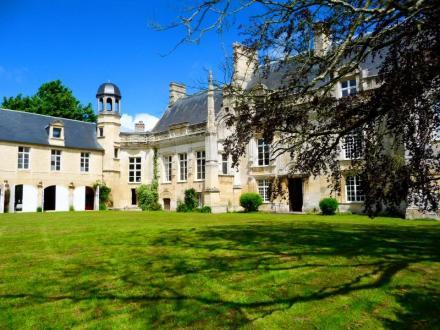 Château / Manoir de luxe à vendre CAEN, 1030 m², 8 Chambres, 1700000€