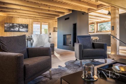 Chalet de luxe à vendre COMBLOUX, 135 m², 4 Chambres, 1290000€