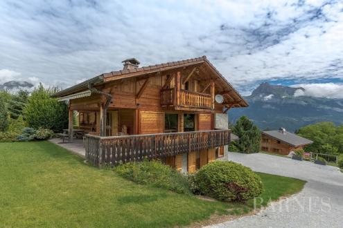 Luxus-Chalet zu verkaufen COMBLOUX, 135 m², 4 Schlafzimmer, 1290000€