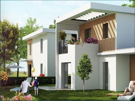 Luxus-Wohnung zu verkaufen ANNECY LE VIEUX, 115 m², 4 Schlafzimmer, 783000€