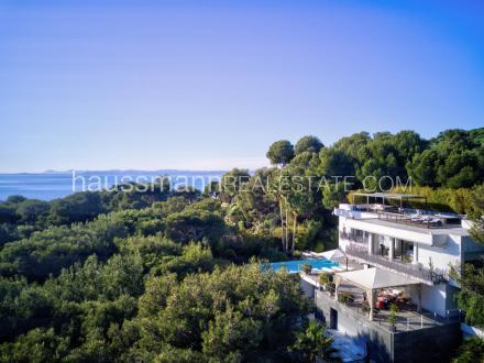 Villa de luxe à vendre SAINT JEAN CAP FERRAT, 450 m², 6 Chambres, 15000000€