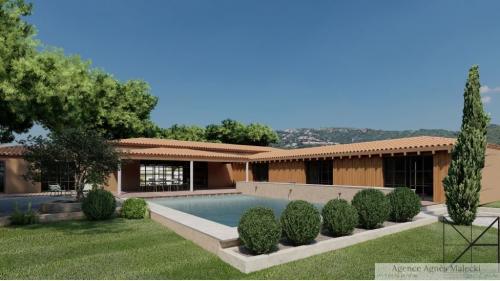 Propriété de luxe à vendre LA CROIX VALMER, 250 m², 4 Chambres, 2300000€