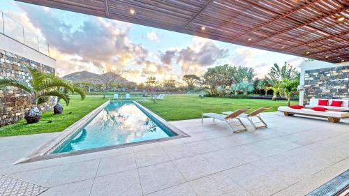 Villa de luxe à vendre Ile Maurice, 590 m², 5 Chambres, 2950000€