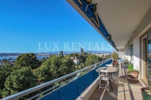 Appartement de luxe à louer ANTIBES, 130 m², 3 Chambres,